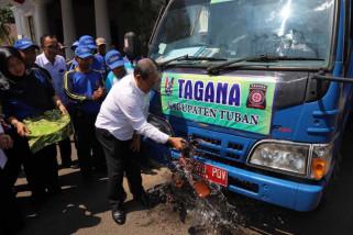 Pemkab Tuban Berangkatkan Logistik Bagi Korban Gempa