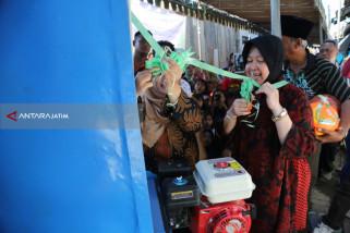 Risma : Surabaya Kota Pertama Manfaatkan Sampah Jadi Listrik