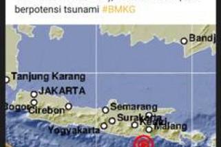 Gempa Tektonik 5,2 SR di Malang karena Sesar Naik