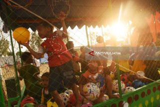 Video - Keceriaan Anak-anak Korban Gempa Lombok