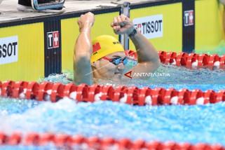Asian Games - Unggul Atas Irie Ryosuke, Medali Emas Kado Ulang Tahun Xu Jiayu