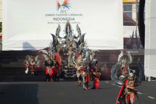 Begini Kreativitas dan Keberanian Anak-Anak Tampil di JFC Kids Carnival