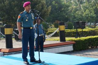 Siap Bantu Penanganan Gempa NTB, Prajurit Lantamal V Siaga