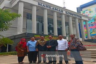 Gugatan Cabup Pamekasan Kholilurrahman Ditolak Mahkamah Konstitusi