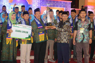 Universitas Negeri Malang Pertahankan Juara Umum MTQ-M Jatim