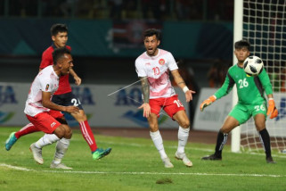 Asian Games - Pelatih Laos Sebut Indonesia Tim Terkuat di Grup A