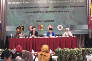 Pakar Hukum Tujuh Negara Paparkan Reformasi Regulasi dalam Simposium Internasional di  Jember