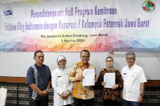 FFI Perkuat Kemitraan Dengan Peternak Lokal