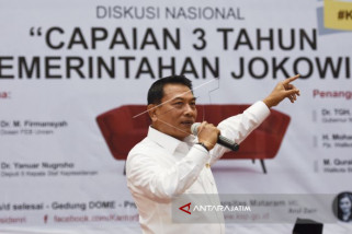 Kata Pengamat Nama Moeldoko di Kantong Jokowi?