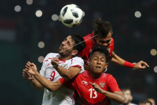 Turnamen Segitiga, Indonesia Hadapi China dan Thailand