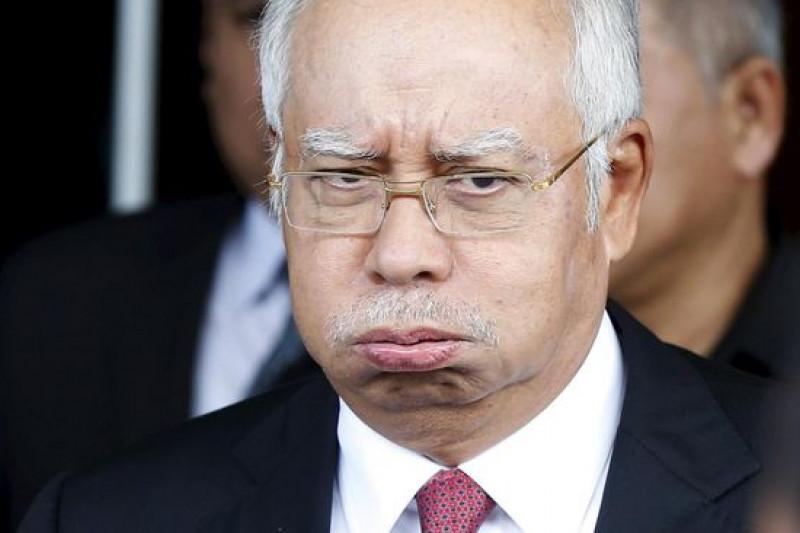 Mantan PM Malaysia Hadapi 21 Dakwaan Pencucian Uang
