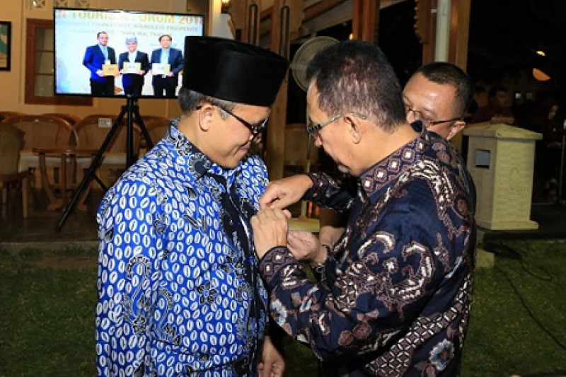 Rektor UI Puji Inovasi Pemkab Banyuwangi
