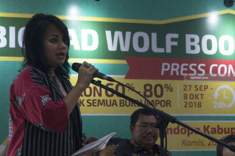 Pameran Buku Terbesar Kembali Hadir Di Surabaya