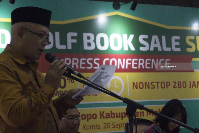 Pemkab Malang Dorong Peningkatan Minat Baca Masyarakat