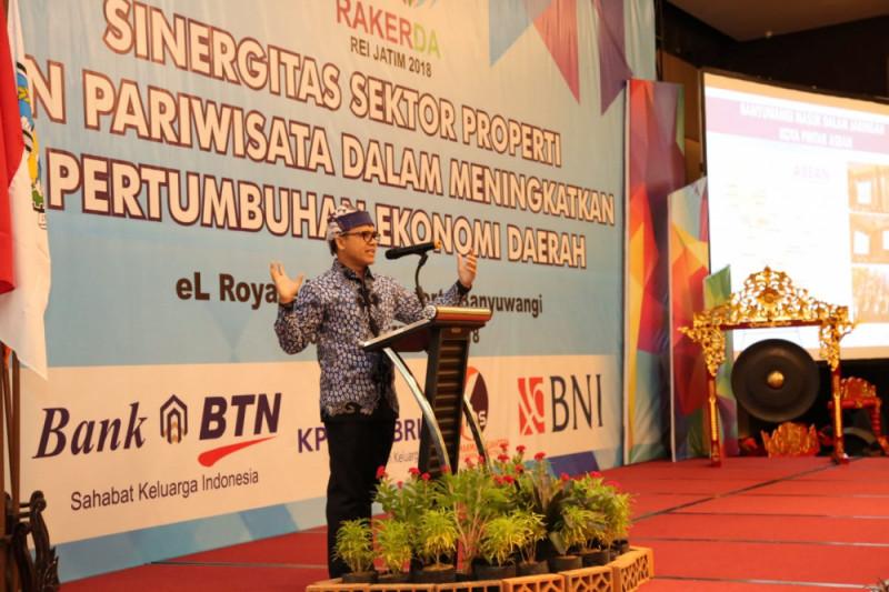 Anas Harap Kearifan Lokal Diadopsi ke Arsitektur