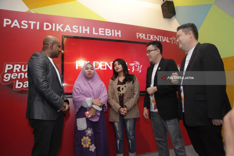 Prudential : Market Asuransi Pemula Surabaya Potensial