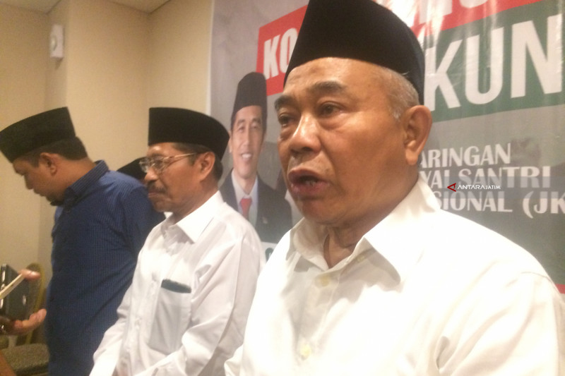JKSN Dukung Jokowi-Ma'ruf di Pilpres 2019