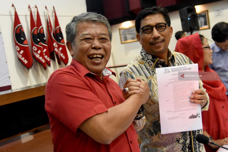 Khofifah-Emil Masuk Tim Kampanye Jokowi-Ma