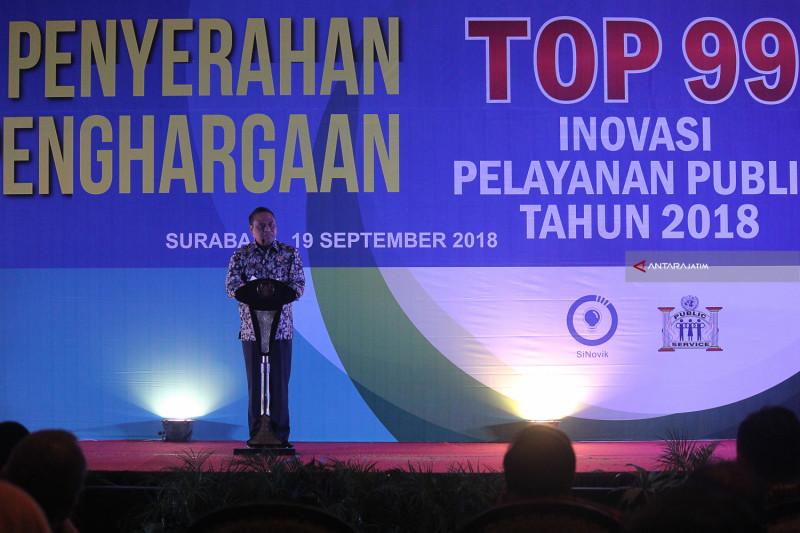 Penghargaan Top 99 Inovasi Pelayanan Publik