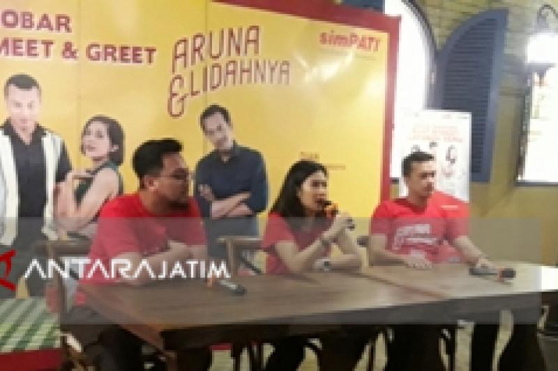 """Telkomsel Hadirkan Konten Eksklusif Film """"Aruna dan Lidahnya"""""""