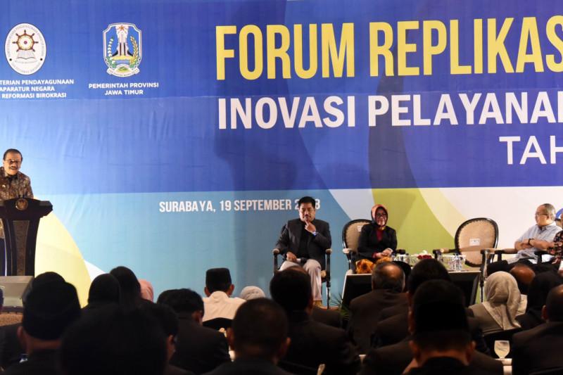 Pertahankan Pembangunan Berkelanjutan, Pemprov Jatim Terapkan Inovasi Finansial