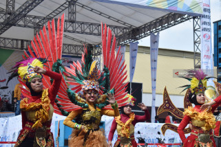 'INKA Carnival Days' Semarakkan Peringatan HUT Ke-37 PT INKA (Video)