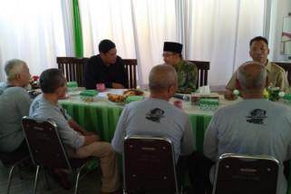 Wali Kota Kediri Serahkan Langsung Bantuan untuk Korban Gempa Lombok