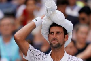 Djokovic: Mendaki Gunung Hidupkan Lagi Keberuntungan Saya