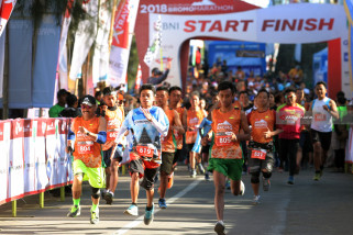 Bromo International Marathon 2018