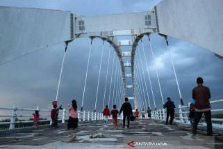Pemkab Bojonegoro Harapkan Pembangunan Jembatan Cepat Selesai