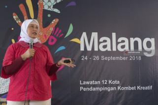 Bekraf Nilai Potensi Industri Kreatif Kota Malang Terbuka