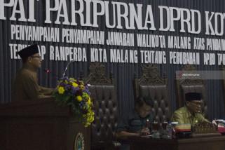Sutiaji Targetkan PAD Kota Malang Meningkat