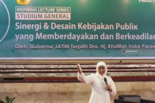 Khofifah Indar Parawansa: Saya Tetap Dukung Jokowi