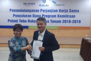 PTPN XI Gandeng Peruri Salurkan Dana Petani