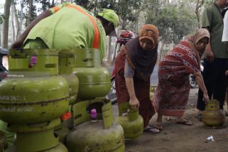 Pertamina Gelar Pasar Murah Elpiji Tiga Kilogram