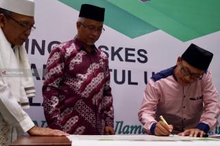 Sutiaji Resmikan Fasilitas Kesehatan Klinik Nahdlatul Ulama