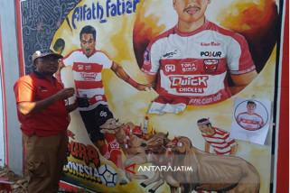 Presiden Klub Madura United Berdayakan Seniman Madura