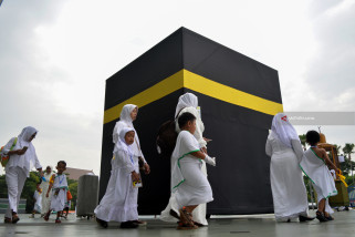 Pengenalan Manasik Haji Sejak Dini