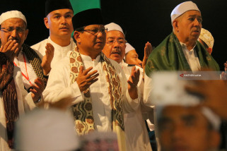 Koalisi Prabowo -Sandi Yakin Menang di Madura