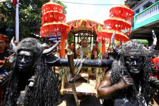 Ritual Adat Kebo-Keboan