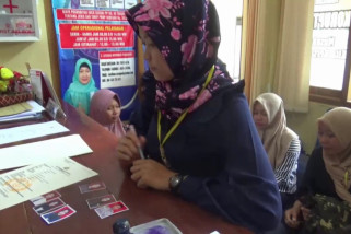 Polres Ngawi Awasi Proses Rekrutmen CPNS