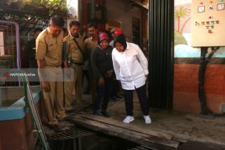 Jelang Musim Hujan, 17 Rumah Pompa Surabaya Ditambah Kapasitasnya