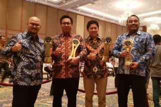 Pelindo III Terima Penghargaan Pelayanan Prima Menhub
