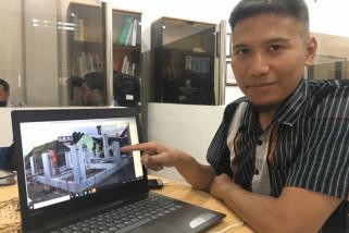 Panel Beton Temuan Dosen Unnar Dipilih Jadi Bahan Rumah di Lombok