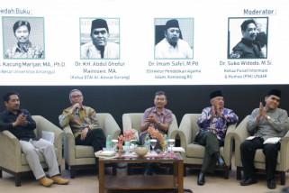 Prof Nur Syam Luncurkan Tiga Buku