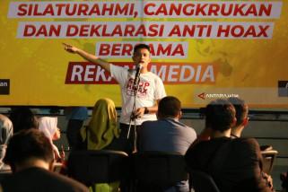 Polisi dan Wartawan Sepakat Redam Tensi Politik