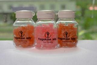 Dosen Universitas Brawijaya Produksi Jelly Yokase dari Susu Kambing Etawa