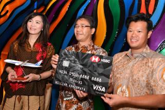 HSBC-ANA Travel Fair
