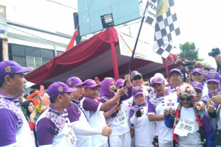 Gerak Jalan Tajemtra 30 Km Bagian Budaya Jember
