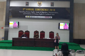 Aktivis-Akademisi Sejumlah Negara Paparkan Isu HAM di Konferensi CHRM2 Unej